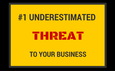 Severely Underestimated Threat to your Business.