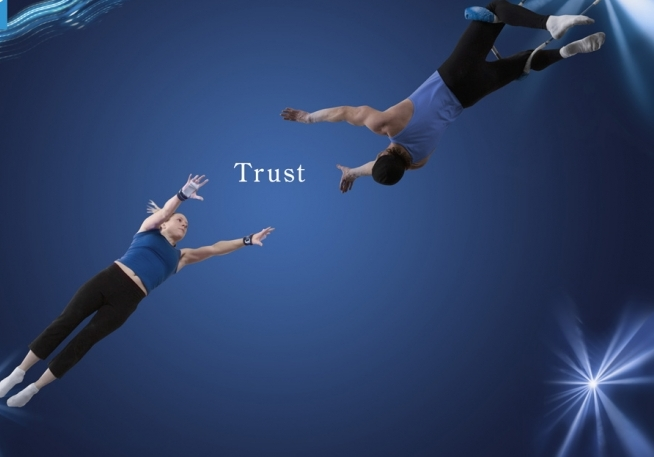Success is connecting and building trust